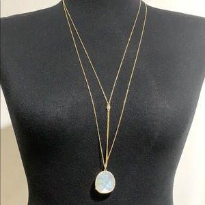 Loft double necklace